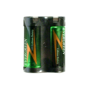 2CR5 Lithium 6V Battery 1