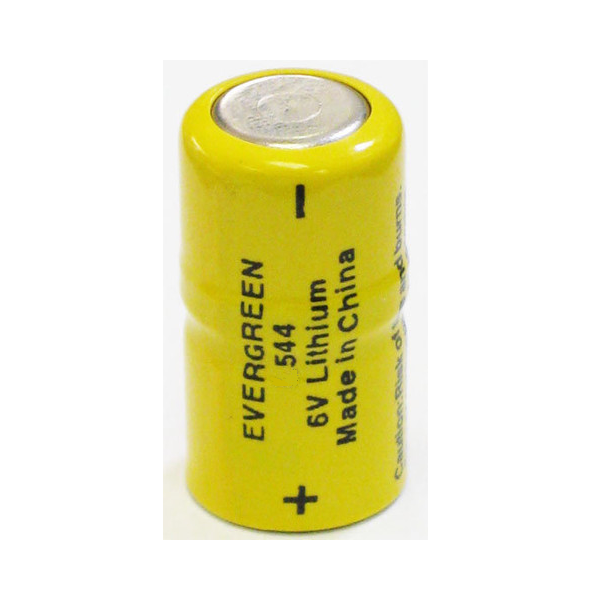 Dog Collar 6V Lithium Battery