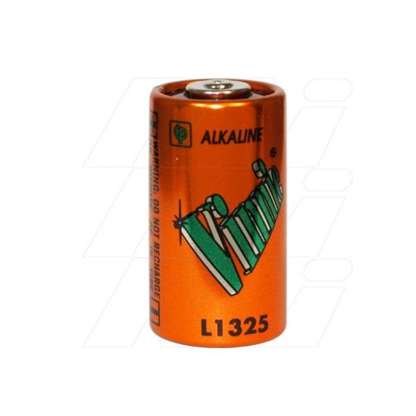 Vinnic L1325 6v Alkaline Battery