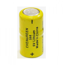 Pet Stop UltraElite Receiver 6V Battery